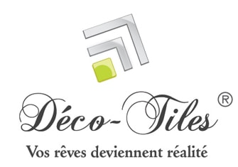 creation du logo de Déco-Tiles